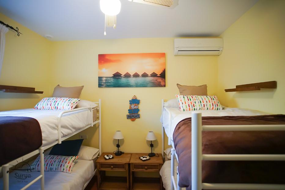 Alojamiento en Cádiz. Retiros incluidos en Pack Villa Surya