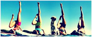 Playa Surf y Yoga Be SURYA Retreat House