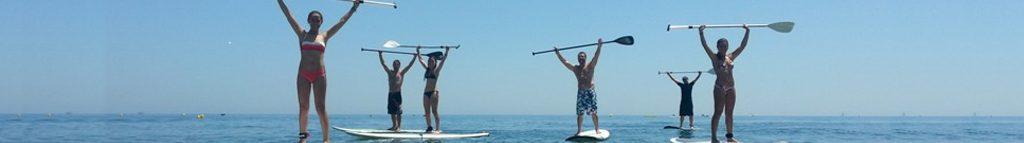 Paddle Surf Yoga Chiclana experiencias nuevas