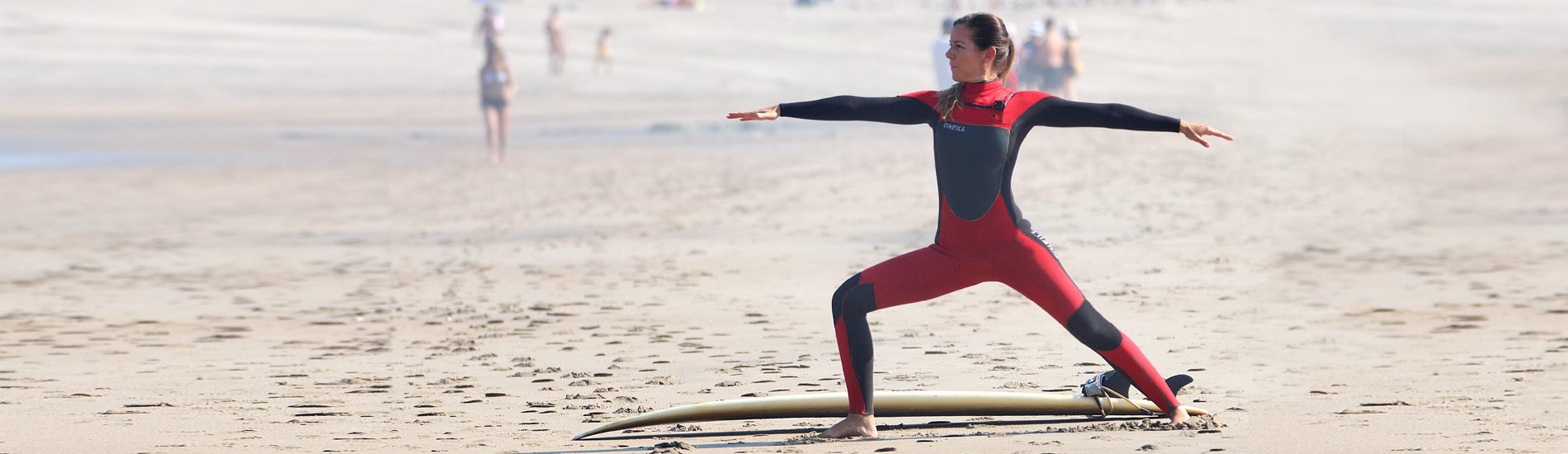 Hatha Yoga Surf Playa Sol Cádiz