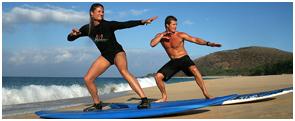 Surf y Yoga Be Surya Retiros