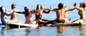 Carolina Escobar Surya Style Yoga Surf Cádiz