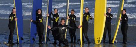 Surya Style Cádiz, La Barrosa, Yoga y Surf