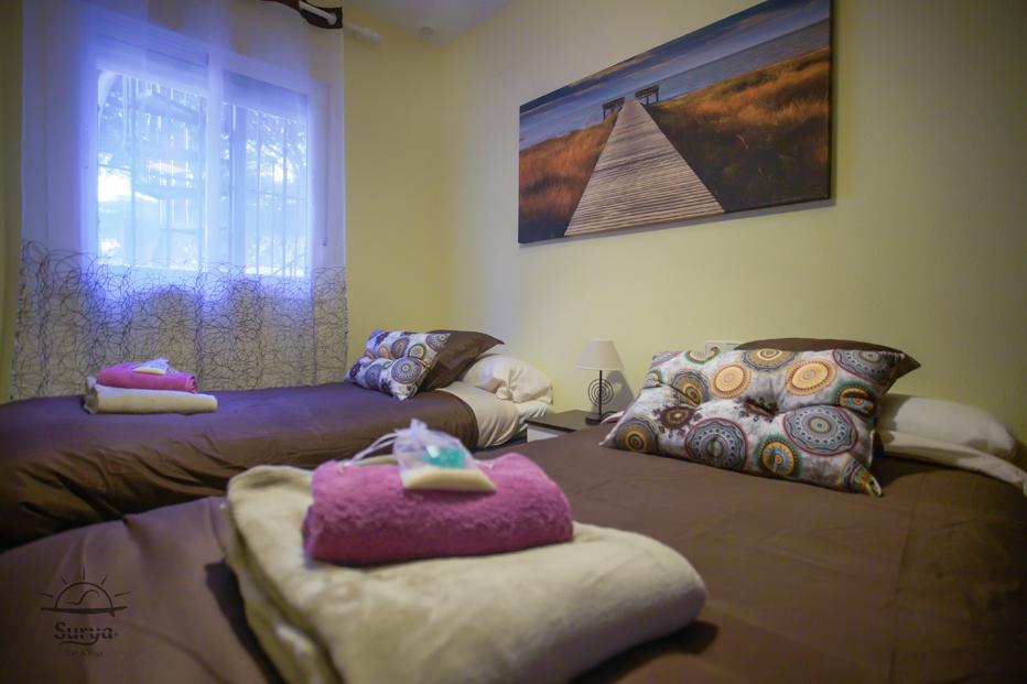 Villa Surya. retiros de surf y yoga en La Barrosa, Cádiz